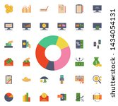 pie chart icon. universal set...