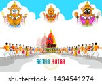 easy to edit vector...   Shutterstock .eps vector #1434541274
