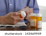 Older Man With Prescription...