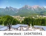 fantastic prahova valley is the ... | Shutterstock . vector #1434700541