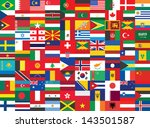 seamless background with some... | Shutterstock .eps vector #143501587