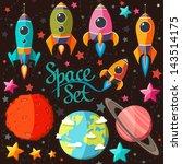 avión,avión,arte,astronauta,fondo,dibujos animados,niño,colección,color,colorido,cósmica,cosmonauta,lindo,dirección,tierra