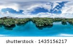 Aerial 360 View Of Camecuaro...