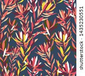 modern seamless vector  with... | Shutterstock .eps vector #1435230551