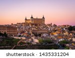 Panoramic View Of Toledo With...