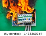 Bad Electrical Wiring System In ...
