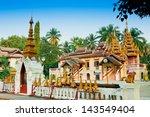 Wat Sri Chum Lampang City