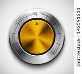 technology music button  volume ... | Shutterstock .eps vector #143591311