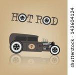 Hot Rod Background