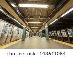 New York   June 21  Mta Subway...