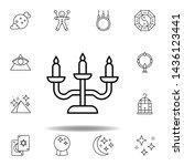 magic furniture candelabra...