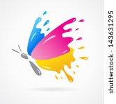 resumen,publicidad,arte,belleza,negro,mariposa,color,colorido,cian,decoración,decoración,regate,por goteo,gota,tinte