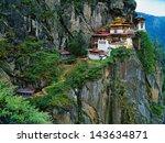 Himalaya  Tibet  Bhutan  Paro...