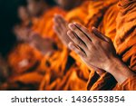The Monks Are Chanting A...