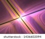 3d illustration   abstract...   Shutterstock . vector #1436602094