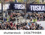 helsinki  finland   june 28 ...   Shutterstock . vector #1436794484