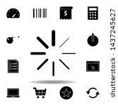 gauge speed dashboard icon....