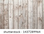 Gray Wooden Fence. Backdrops...