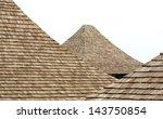 shingle roof | Shutterstock . vector #143750854