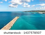 View Of Bridgetown  Barbados  ...