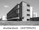 dessau  germany   circa june... | Shutterstock . vector #1437594251