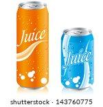 drinks juice cans pet bottle...