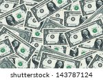 Money Background   American...