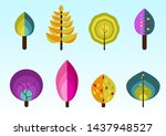on a light background there is... | Shutterstock .eps vector #1437948527