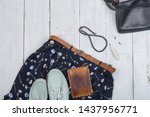 Fashion Trends   Blue Bag ...