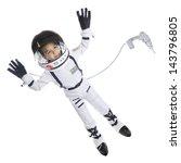full length image of an... | Shutterstock . vector #143796805