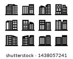 company icons and vector...   Shutterstock .eps vector #1438057241
