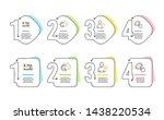 identity confirmed  paint brush ... | Shutterstock .eps vector #1438220534