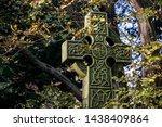 Celtic High Cross Surrounded B...