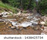 Small photo of Brook near Greenhorn trail, Colorado