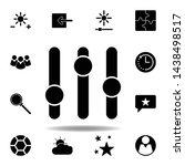 adjust brightness settings icon....