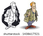 Vector. Stock Illustration....