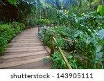 garden of the sleeping giant ...   Shutterstock . vector #143905111