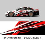 car graphic design concept.... | Shutterstock .eps vector #1439056814