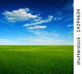 green field   Shutterstock . vector #14394634