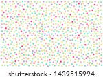 Colorful Pastel Polka Dots...