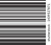 ratio between all black lines... | Shutterstock .eps vector #1439527871