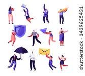 property  health medical  pr ... | Shutterstock .eps vector #1439625431
