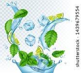 fresh drink vector illustration....   Shutterstock .eps vector #1439679554