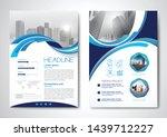 template vector design for... | Shutterstock .eps vector #1439712227