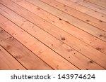 New Redwood Outdoor Deck Board...