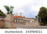 Dragon Bridge View Of Cathedra...