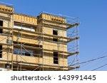 new apartment is under... | Shutterstock . vector #143991445