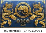 Chinese New Year 2020 Year Of...