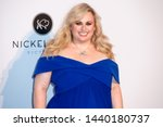 Small photo of CAP D'ANTIBES, FRANCE - MAY 23: Rebel Wilson attends the amfAR Cannes Gala 2019 at Hotel du Cap-Eden-Roc on May 23, 2019 in Cap d'Antibes, France.