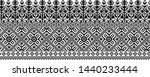 one color geometric pattern for ...   Shutterstock . vector #1440233444